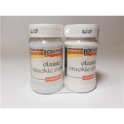 CRACKLE CLASSIC VERNISH 2-SKŁADNIKOWY PENTAR.100ML-226
